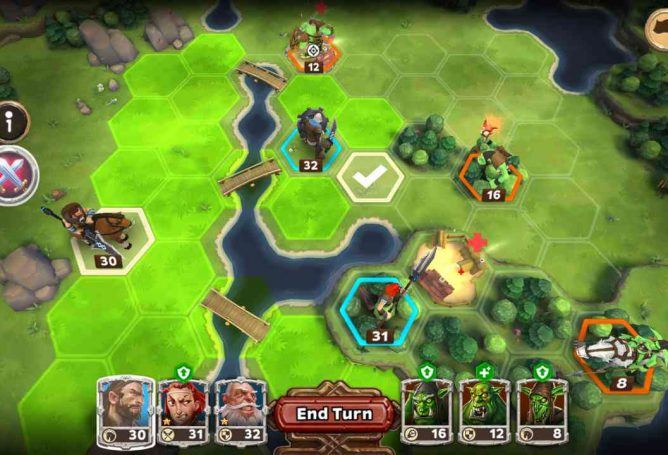 Gamescom 2018: Strategia mobile con Warlords of Aternum e Innogames