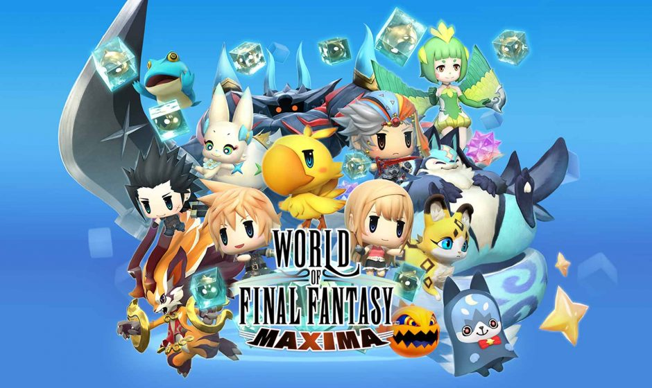 World of Final Fantasy Maxima - Recensione