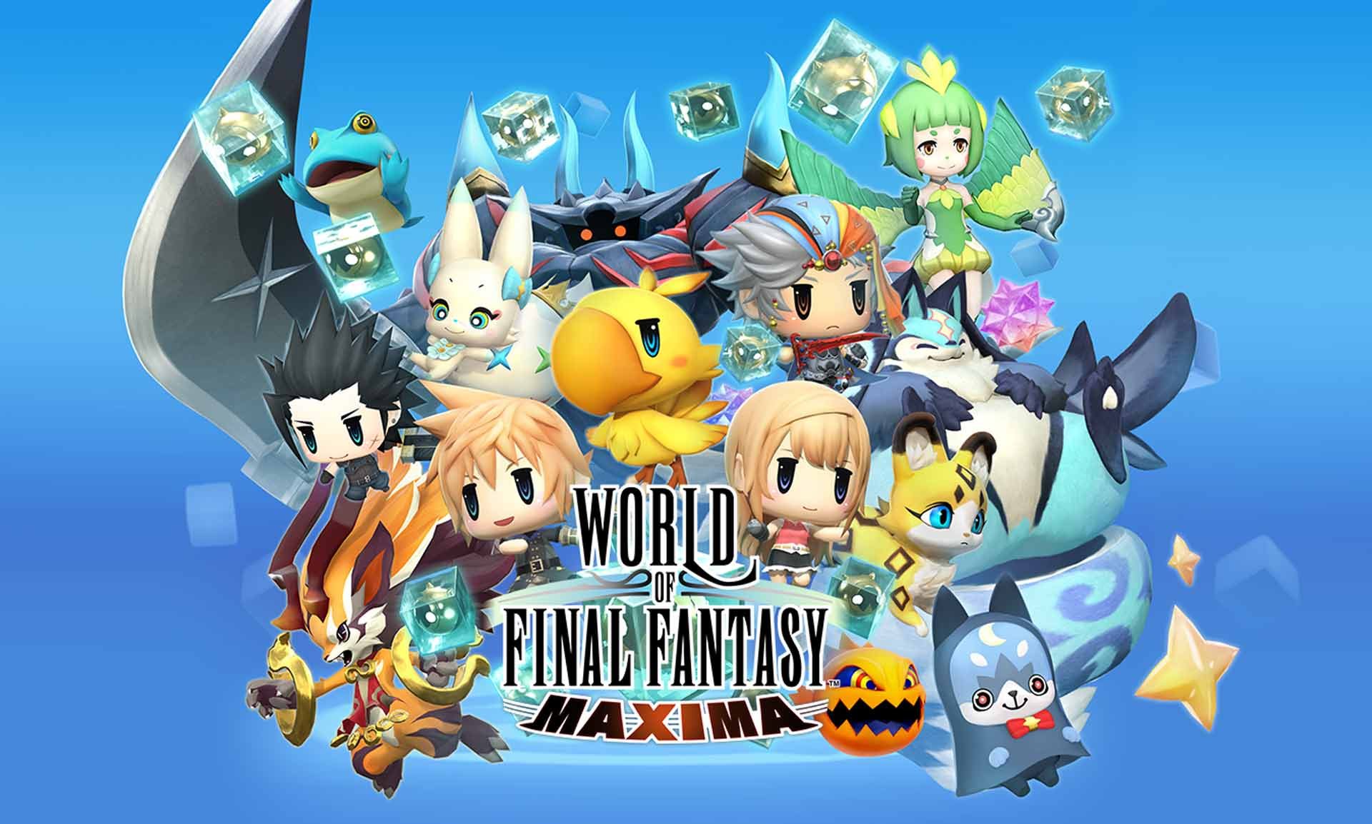 World of Final Fantasy Maxima – Recensione