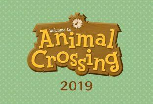 Animal Crossing per Nintendo Switch in arrivo nel 2019