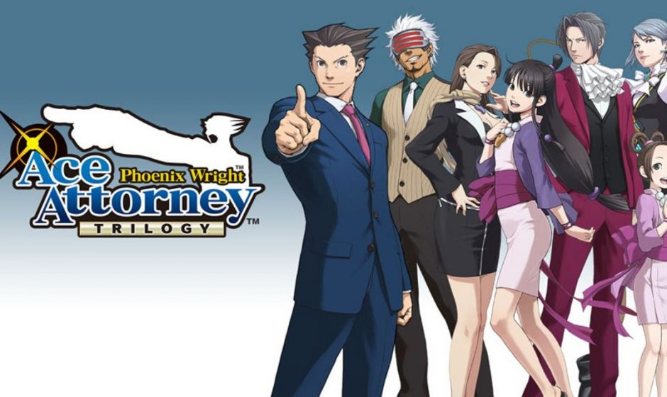 Phoenix Wright: Ace Attorney Trilogy arriva sulla current gen