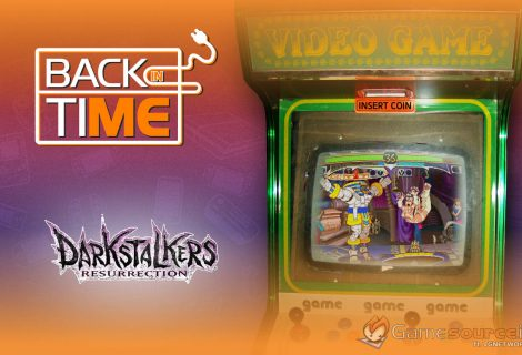 Back in Time - Darkstalkers Resurrection