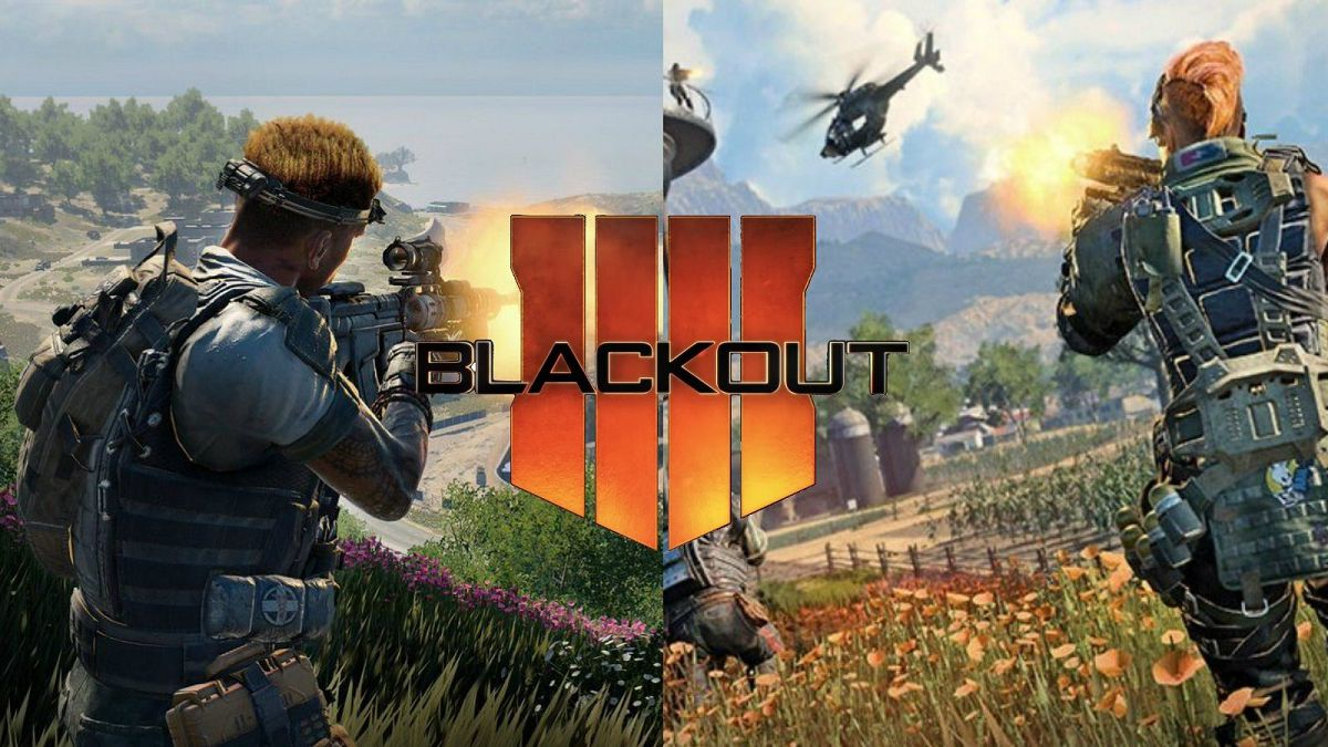 Call of Duty Black Ops IIII BlackOut