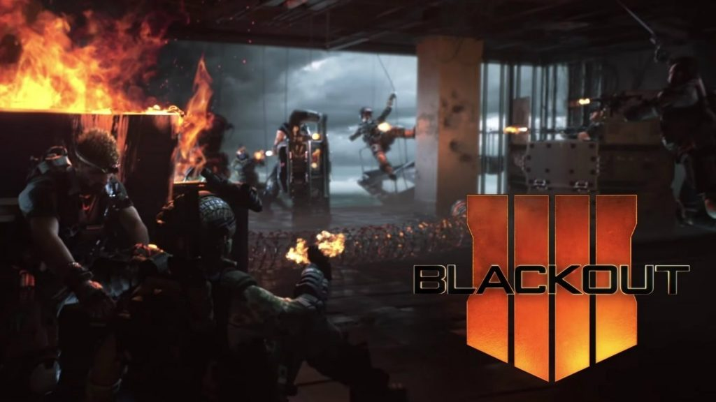 Call of Duty Blackout TwitchCon 2018