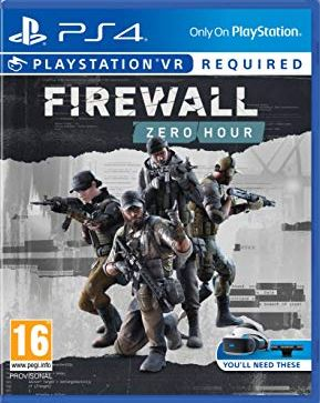 Cover Firewall Zero Hour