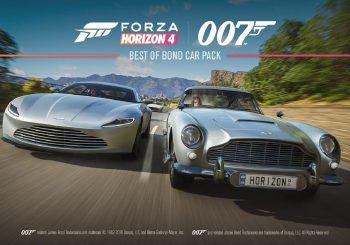 Forza Horizon 4: pubblicato il trailer del pacchetto Best of Bond Car