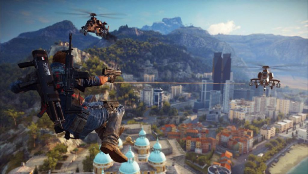 Just Cause 4 trailer