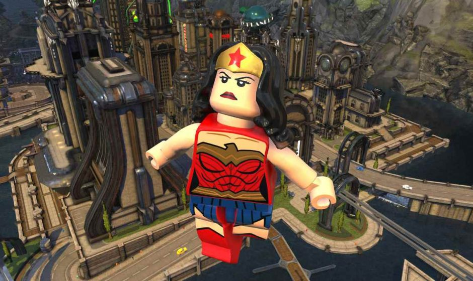 Gamescom 2018: LEGO DC Super-Villains – Provato