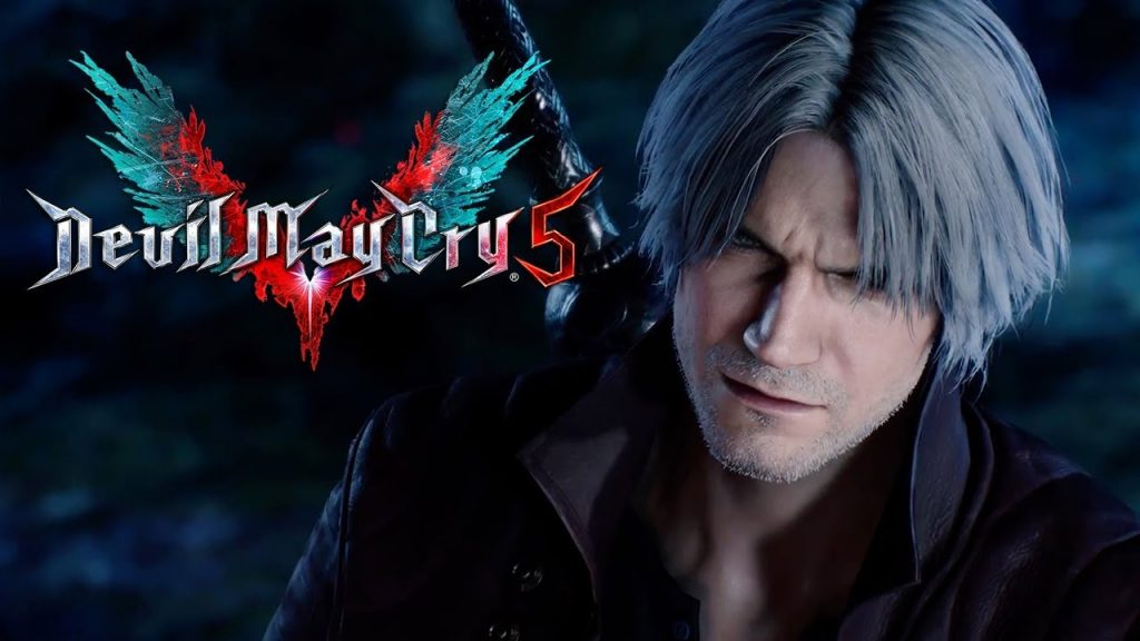 Devil May Cry 5 New Dante Gameplay