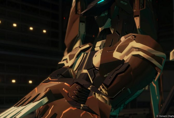 Zone of The Enders: The Second Runner M∀RS - Recensione