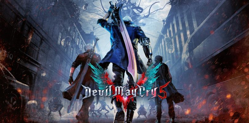 Devil May Cry 5:  aggiunte photo mode, gallery e allenamento