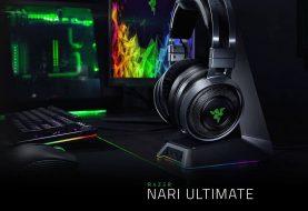 Annunciate le Razer Nari Ultimate con tecnologia aptica Hypersense