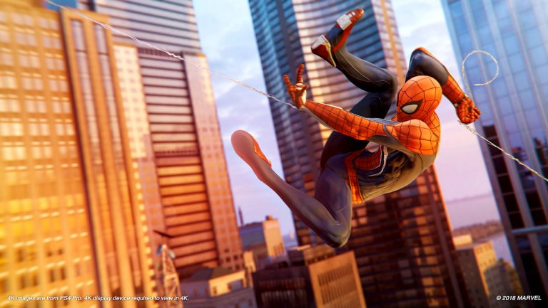 Spider-Man, intervista al Design Director
