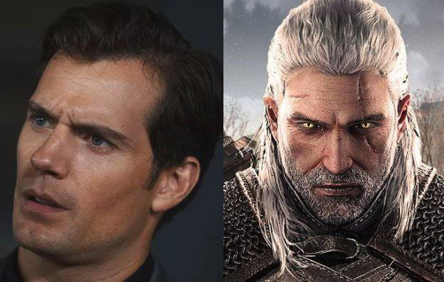The Witcher Netflix Henry Cavill