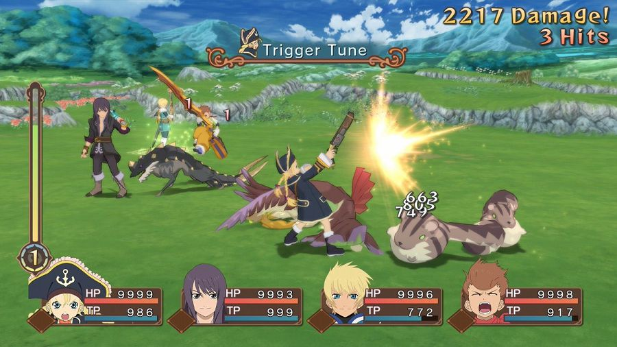 TGS 2018: novità per Tales of Vesperia: Definitive Edition