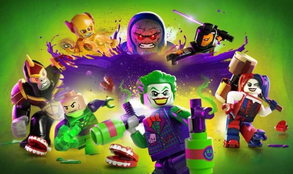 Lego DC Super Villains - Recensione