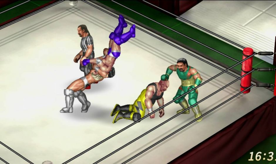 Fire Pro Wrestling World - Recensione