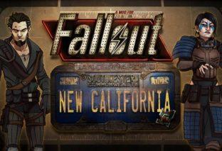 Non vi piace Fallout 76? Giocate a Fallout New California