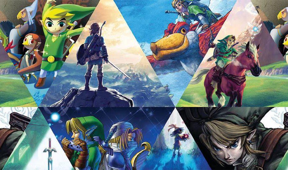 Arriva The Legend of Zelda: Vivere la vita di lusso