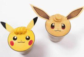 Aprono i Cafè di Let's Go Pikachu/Eevee