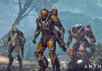 Bioware: primo video della serie 'Anthem Gameplay'