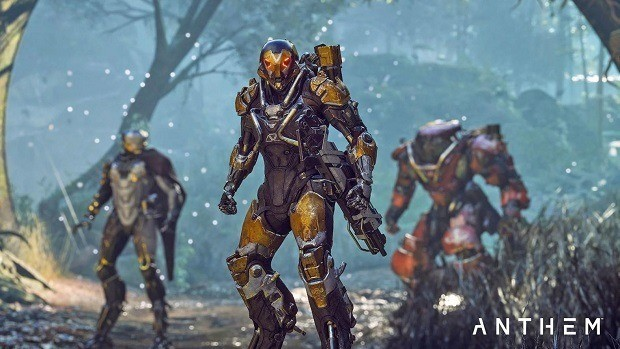 Mostrato un nuovo gameplay di Anthem alla Paris Games Week