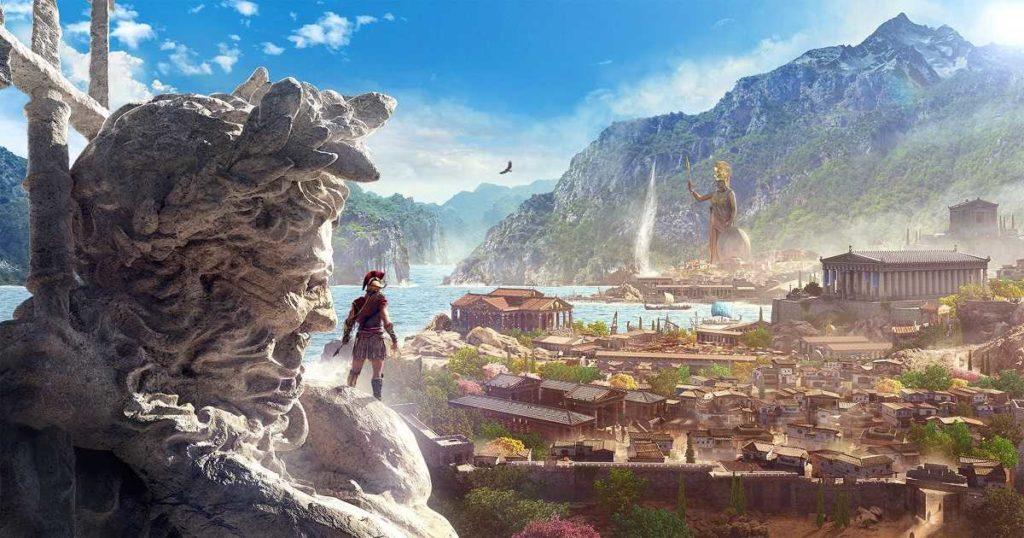 Assassins Creed Odyssey Guida Poseidone Come Trovare