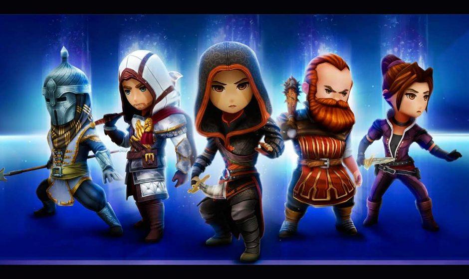 Annunciato Assassin's Creed Rebellion