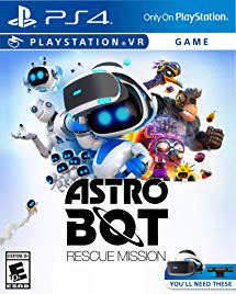 Cover ASTRO BOT: Rescue Mission