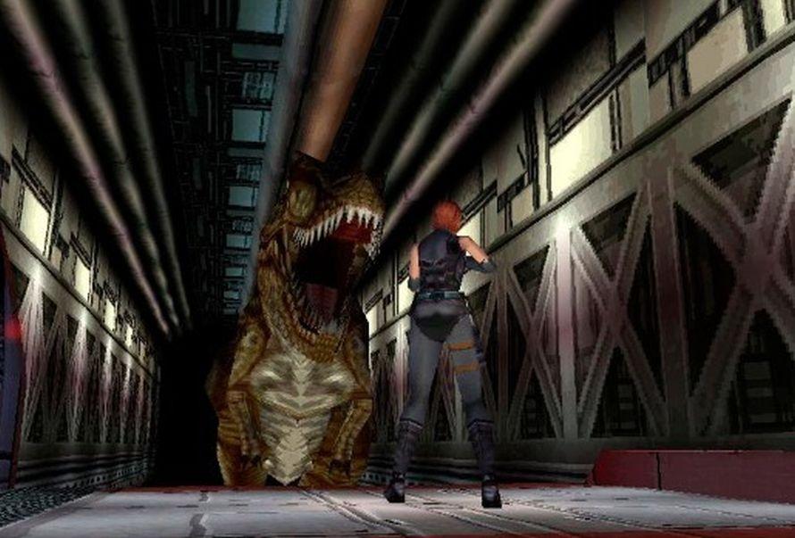 Capcom Dino Crisis