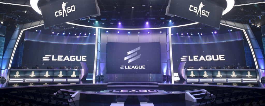 ELEAGUE partner Nintendo