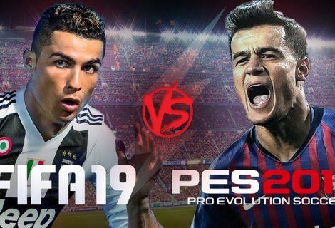 FIFA 19 vs PES 2019: chi vince secondo le analisi dei social