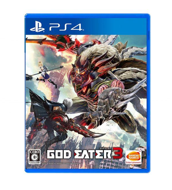 God Eater 3 online
