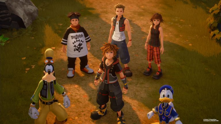 Kingdom Hearts III personaggi final fantasy