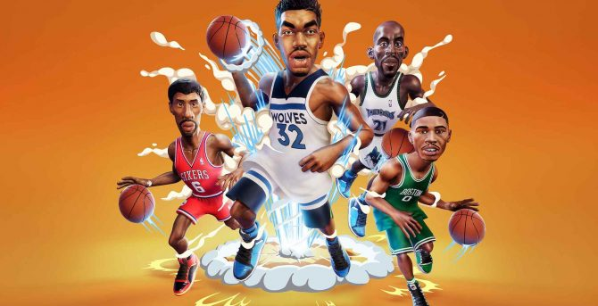 NBA 2K Playgrounds 2 - Recensione