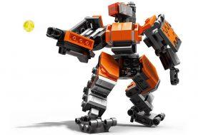 Bastion di Overwatch diventa un modellino LEGO