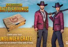 PlayerUnknown's Battlegrounds si va nel far west con la Gunslinger Crate