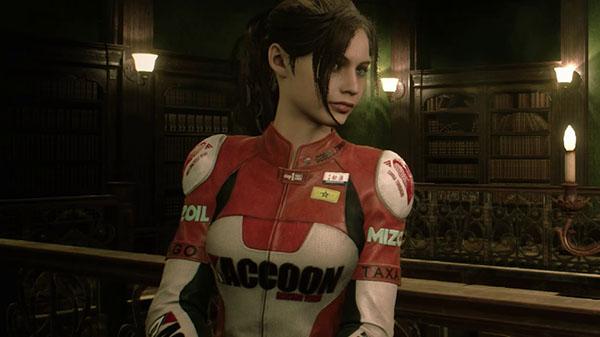 Resident Evil 2 Remake Claire Elza Walker