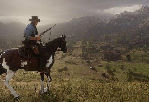 Red Dead Redemption 2 è meglio su Xbox One X