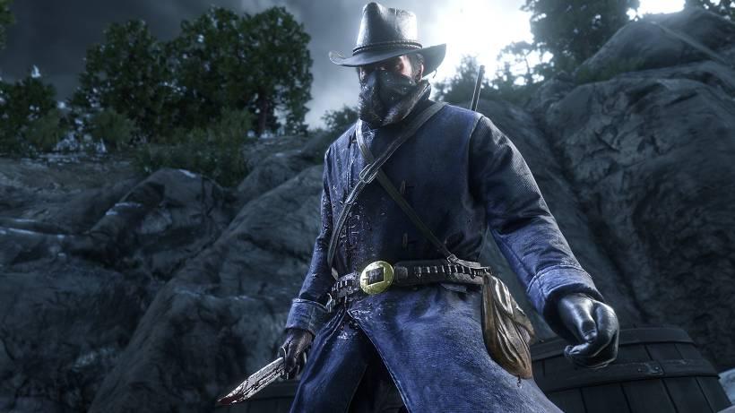 Red Dead Redemption 2 rapine