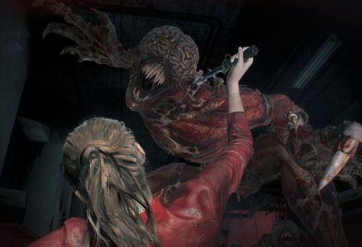 Resident Evil 2 Remake: Claire Redfield incontra il Licker