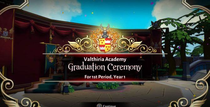 Valthirian Arc: Hero School Story - Recensione