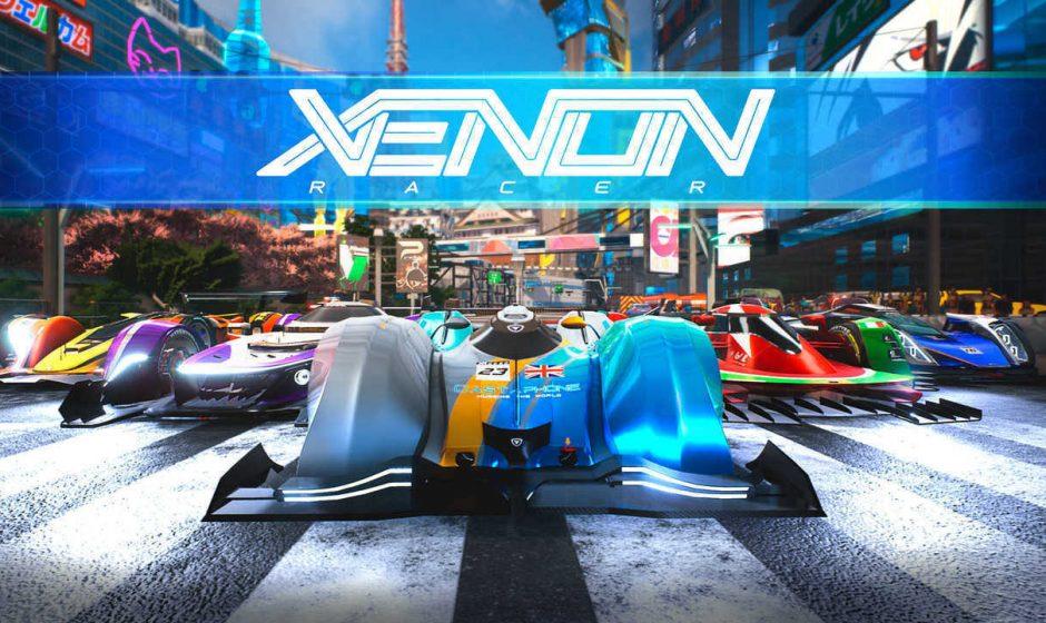 Xenon Racer - Recensione