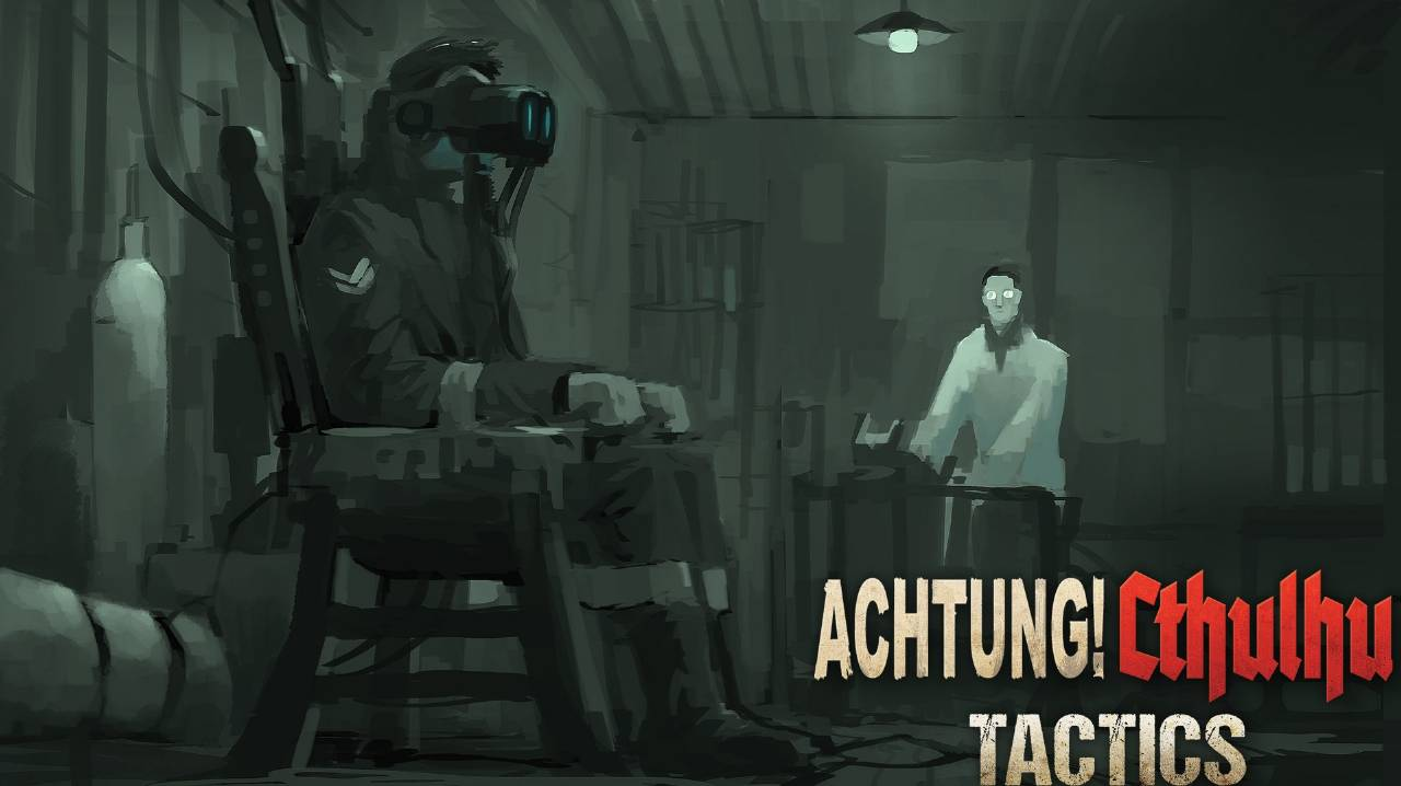 Achtung! Cthulhu Tactics