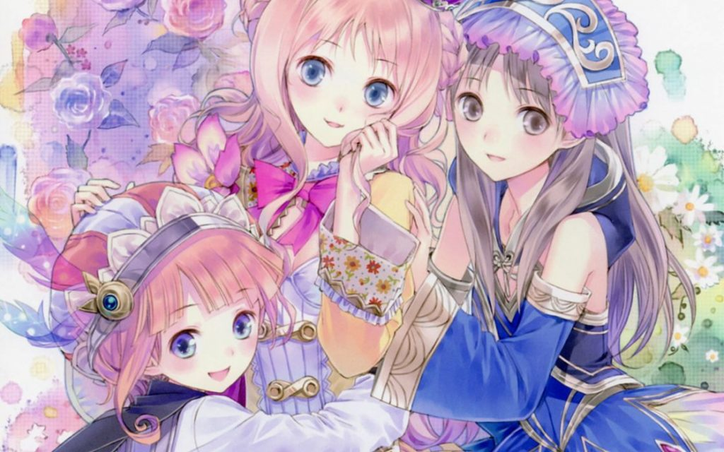 Atelier Lulua: The Alchemist of Arland 4