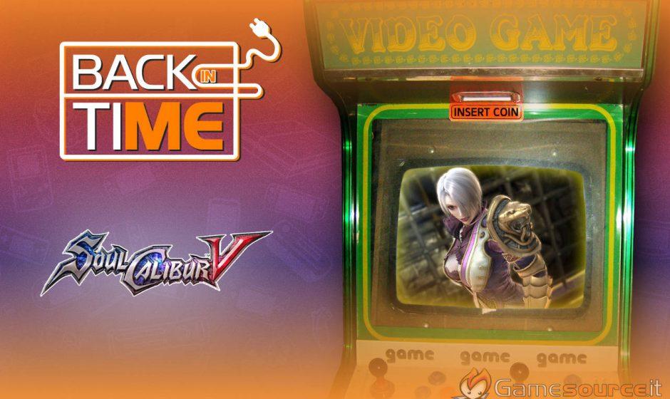 Back in Time - SoulCalibur V