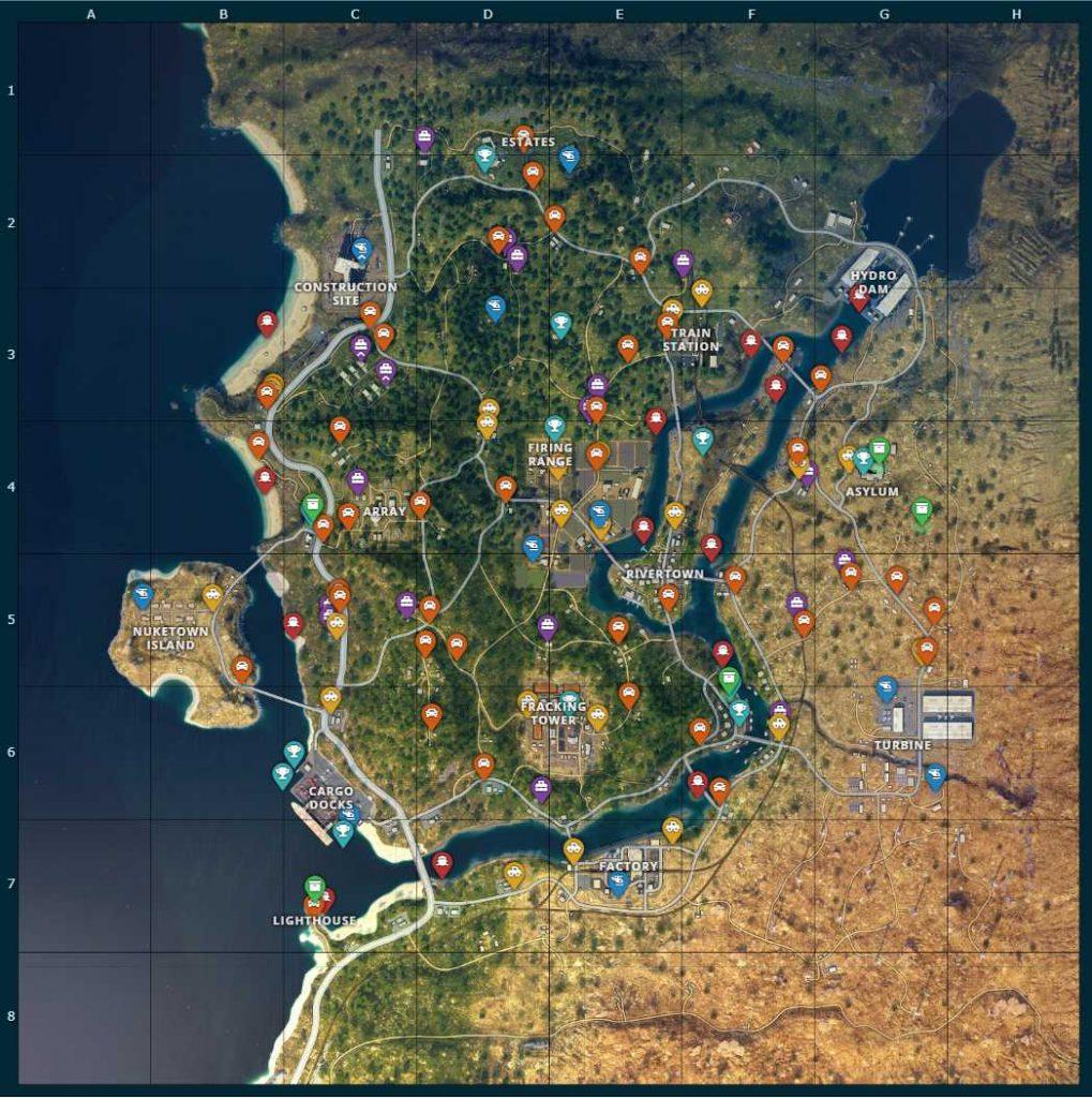 blackout mappa