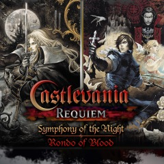 Cover Castlevania Requiem: Symphony of the Night & Rondo of Blood
