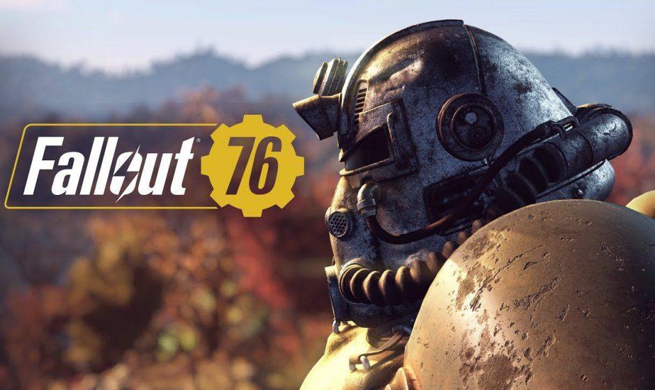 Fallout 76 - Tre anni dopo