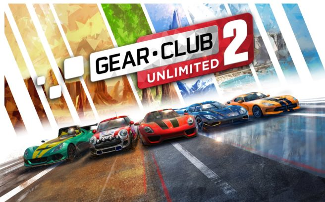 Annunciati data e roster completo di Gear.Club Unlimited 2